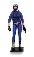 GI JOE Custom Action Figure 3.75 Inch Cobra Female Trooper Officer Wars Star