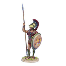 AG063 Greek Hoplite Standing with Dory by First Legion