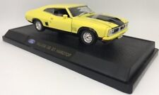 Ford Falcon XB GT Hardtop Yellow Blaze 1:32 Diecast Model Car Collectible Cars