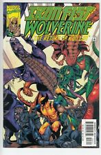 WOLVERINE & IRON FIST #3    VF/FN+   BY  MARVEL   AMERICAN COMICS