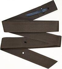 "Showman Brown Heavy Nylon Web Cinch Tie Strap Western Saddle 1 3/4"" x 6 foot"