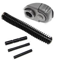 Black Stainless Steel Guide Rod Assembly & Pin Kit set For GLOCK 19  Gen 3