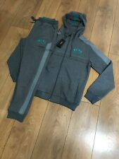 Hugo boss tracksuit grey size M Regular fit zipped Top and bottoms 2