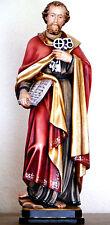 Hl. Petrus, Holzfigur, Heiligenfigur, St. Peter woodcarving