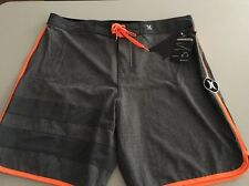 New Mens Hurley Phantom Board Swim Skater Surfer Street Pool Beach Shorts Size36