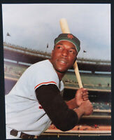 Willie McCovey San Francisco Giants Baseball MLB Unsigned 8x10 Color Photo