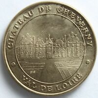 JETON MDP CHATEAU DE CHEVERNY 1999