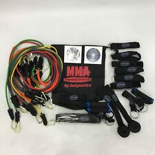 BODYLASTICS MMA Training System Multi Strength Resistance Bands Workout 511271