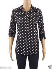 WHITE STUFF Women's Cotton Scoop Neck Classic Tops & Shirts