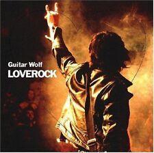 168 new Cds Guitar Wolf Loverock Wholesale Liquidation Lot Japanese rock Free Sh