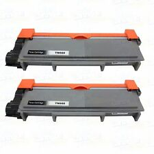 2PC TN660 Toner for Brother TN630 TN660 HL-L2340DW L2360DW L2320D L2380DW