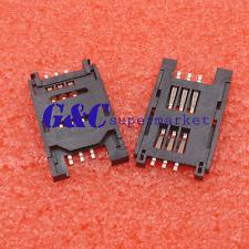 5Pcs Clamshell Sim Card Socket For Arduino Sim900 Gsm /Gprs Wireless Module