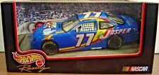 Hot Wheels JASPER ENGINES NASCAR 2000 Ford #77 Robert Pressley Federal Mogul NIB