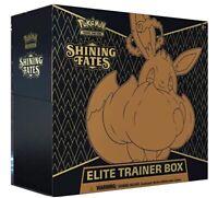 Pokemon TCG: Shining Fates Elite trainer Box (Eevee VMax) PRE-ORDER CONFIRMED