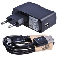 Handy Ladegerät Netzteil 5V 2A 2000mA für HTC Smartphone mit Micro-USB Kabel 1m