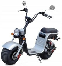 ELECTRIC SCOOTER BIKE Two-seater 1500 W CHOPPER HARLEY