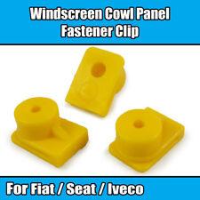 20x Clips for Fiat Seat Alfa Romeo Iveco Door Bumper Mounting Grommet Screw Nuts