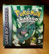 Pokémon Smaragd für Nintendo Game Boy Advance in OVP (GBA, original)
