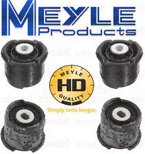 BMW E46 320 323 325 328 330 X3 Rear Axle Carrier Bushing Kit Meyle Heavy Duty