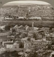 Holy City of Jerusalem, Goal of the Crusaders, Rescued for Ever From the Turks