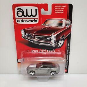 Rare Auto World 2013 Chevrolet Camaro ZL1 Convertible Ultra Raw Chase 1 Of 10