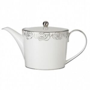 Waterford Fine China Monique Lhuillier Sunday Rose Teapot
