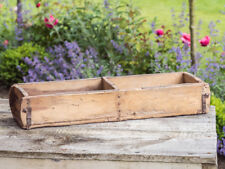 IB Laursen ZIEGELFORM doppelt UNIKA groß Holz Unikat Aufbewahrung Box Holzkiste