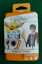 Shuffle Card Game - Harry Potter Quidditch Tryouts