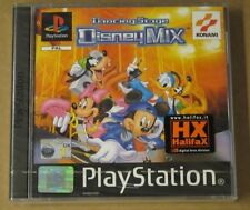 Videogame Dancing Stage Disney Mix Playstation 1 PS1 PSX PSONE NEW&SEALED