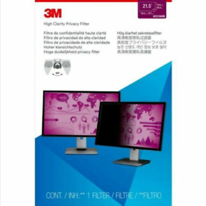"""3M Privacy Filter 21.5""""  High Clarity Widescreen Monitor 16:9 Aspect Ratio"""