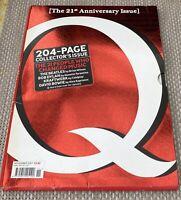Q Music Magazine (21st Anniversary Issue) Nov 2007 Damon Albarn Cover