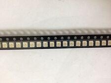 x250  **NEW**  AVAGO HSMA-A101-R8WJ1, Uni-Colour LED, Amber 590nm, SMD