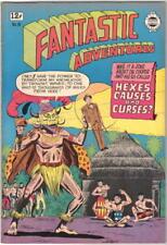 Fantastic Adventures Comic Book #16 Super Comics 1964 Very Fine