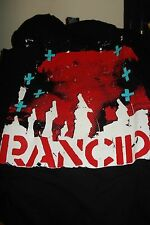 Rancid Medium Women's Fitted T-shirt