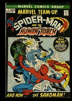 Marvel Team-up #1 FN+ 6.5 Comics