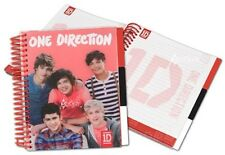 Ufficiale One Direction A5 SPIRALE vincolati RIGIDA divisore NOTEBOOK