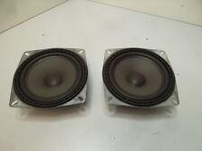 BMW e32 Set 2x altoparlanti Soundsystem 1 paia 1370835 ITT/SEL 20w 4ω #26