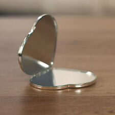 Glitter Heart Compact Mirror Handbag Mirror BRAND NEW.