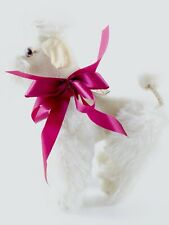 """Vintage Steiff Snobby The Poodle Dog Standing w/ Tag 5.5"""" Long ca 1950s?"""