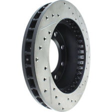 Disc Brake Rotor-Sport Drilled/Slotted Disc Front Right Stoptech 127.66042R