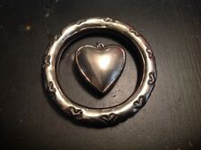 Ladies Bracelet And Heart Pendant