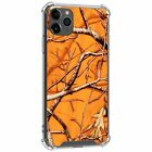 For Apple iPhone 11 PRO MAX (6.5) Slim TPU Clear Protective Shockproof Case