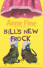 Bill's New Frock By Anne Fine Paperback Child Children's Book