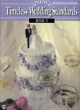"""ALBUM PARTITIONS   """"TIMELESS WEDDING STANDARDS"""" (THEMES POUR MARIAGE)"""