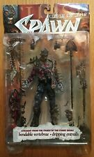Curse Of The Spawn Figure Series 13 Hatchet 1998 Todd Mcfarlane Toys Bloody Toy