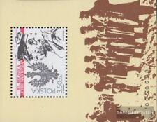 Polonia Bloque 166 (completa.edición.) nuevo con goma original 2005 batalla por