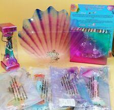Tarte Be A Mermaid Make Waves Palette Brushes Lash Curler Bath Bomb Scrub Nectar