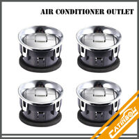 4Pcs AC Heater Air 2009-2014 For Ford F-150 Dash Outlet Louver Vent 9L3Z19893CA