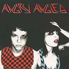 ANGRY ANGLES s/t Angry Angles LP - Jay Reatard Punk New Wave Garage Rock -SEALED