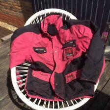 Scruffy Untidy Battered Belstaff Cordura Pro-Toura Biker Jacket Size XL
